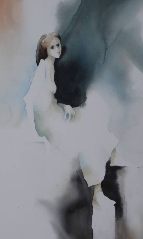 Pia Erlandsson   Swedish Watercolor painter   Tutt'Art@   Pittura * Scultura * Poesia * Musica  