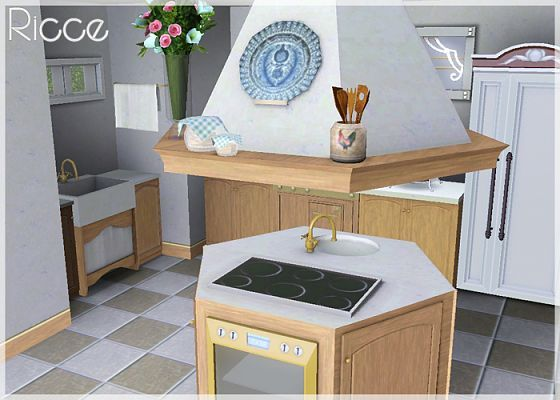 212 best sims 3 ideas images on pinterest sims 3 sims for Kitchen designs sims 3