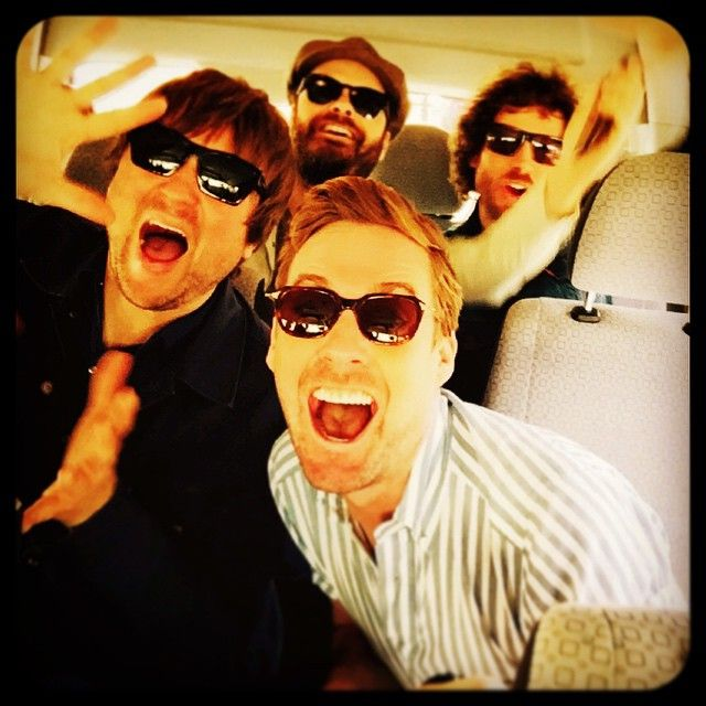 Kaiser Chiefs (Coming Home, Ruby, Every Day I Love You Less and Less, etc.)