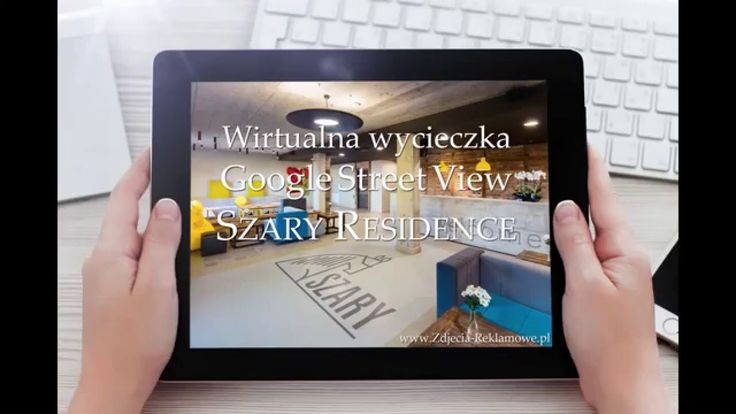 Wirtualny Spacer hotel Szary Residence w Michałowicach