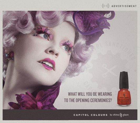 so excited for hunger games nail polish!