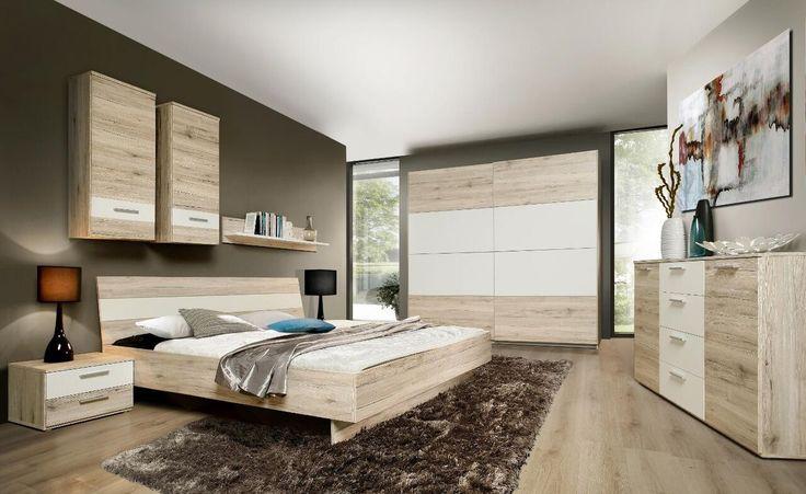 Valeria ložnice / bedroom in modern style