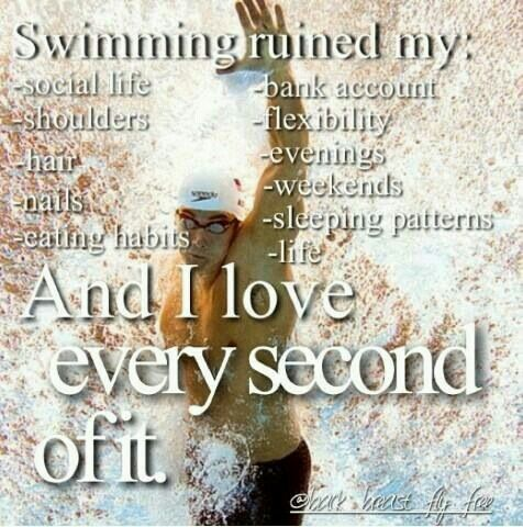 Swimming euins but.....