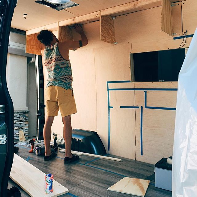 How Much Does Interior Painting Cost In Burlington: 1095 Best Van Life Group Board Images On Pinterest