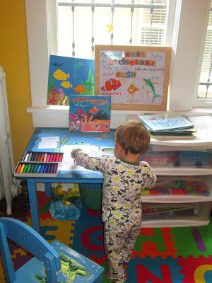 Eccentric Edwards: Camp Edweirdsville - Teach that kid a thing or two...