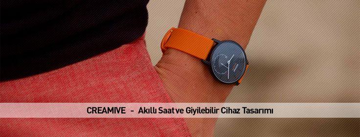 Akıllı Saat ve Giyilebilir Cihaz Tasarımı  ► https://www.creamive.com/akilli-saat-giyilebilir-cihaz-tasarimi  UX Dergisi'nin müdürü ve Box UK'in tasarımcısı Tom Evans, gelecekteki giyilebilir cihaz tasarımları ile ilgili fikirlerini paylaşıyor.