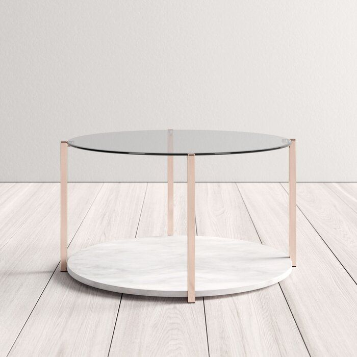 Hartranft Coffee Table Reviews Allmodern Coffee Table Table Contemporary Coffee Table