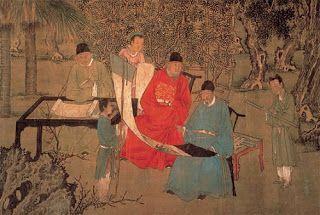 Contracorrientes: La luna, patrona de la poesía clásica china, Dinas...