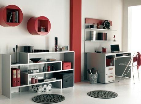 High Tech Junior Bedroom Furniture by Gautier