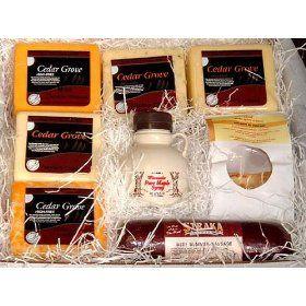 Sweet & Savory Cheese Gift Box $57.39