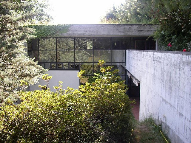 Luigi Snozzi_Casa Bianchetti, 1975, Locarno,Tecino