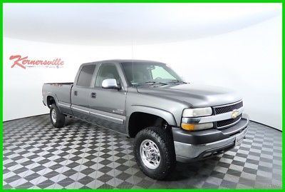 2002 Chevrolet Silverado 2500 LS 142406 Miles 2002 Chevrolet Silverado 2500HD LS 4x4 FINANCING AVAILABLE