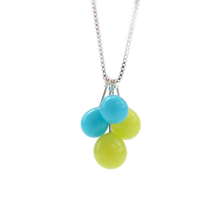 Fab.com   Molecule Bits Necklace Cool