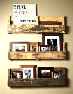 ~ recycle wood pallet ~ by madelinem