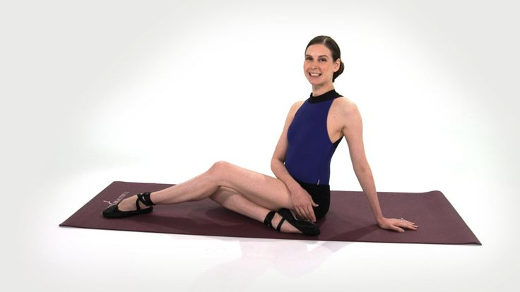 how to get a ballerina body yahoo