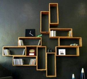 14 best muebles para cds images on Pinterest | Book shelves ...
