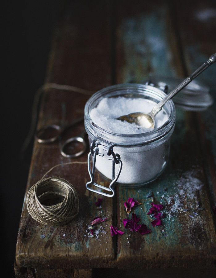 Eget Fotsalt Lavendel - Epsom Salt Foot soak - Evelinas Ekologiska