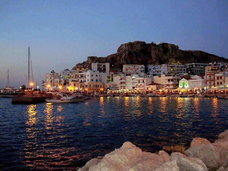 Pigadia, Karpathos island, Greece