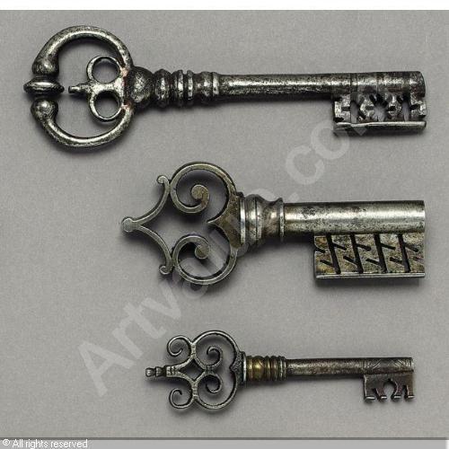 Antique keys Old keys Key