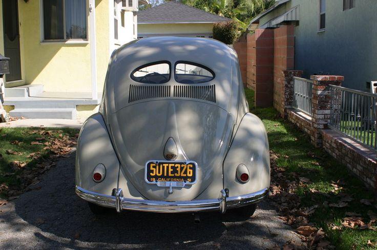 1951 vw 1951 vw beetle restored for sale split for 1951 volkswagen split window