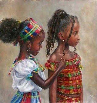 African American Art #toocute