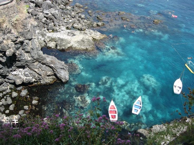 Acitrezza - Sicilia