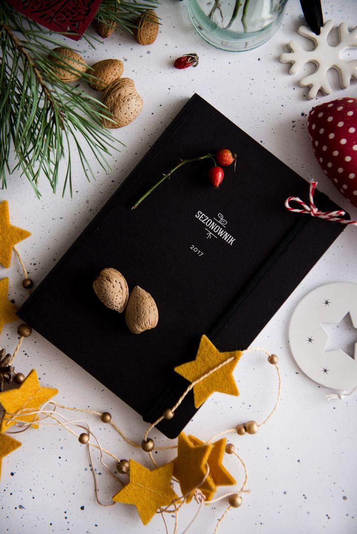 Sezonownik — kalendarz owocowo-warzywny na 2017 rok