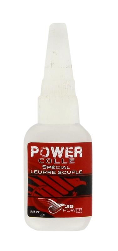 COLLE POWERLINE SPECIALE LEURRE SOUPLE