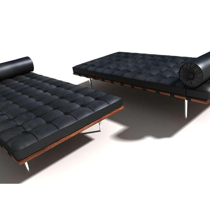 Bauhaus Bed