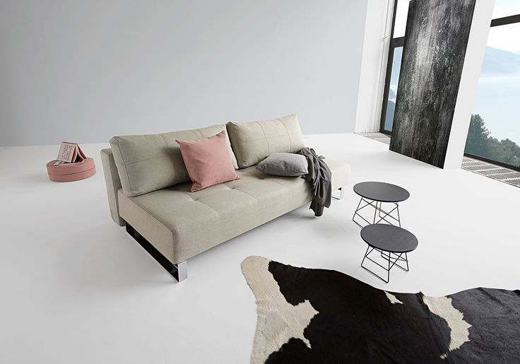 Click here to see more about this sofa: http://www.studioydesign.ca/innovation-living/ #sofabed #daybed #innovationliving