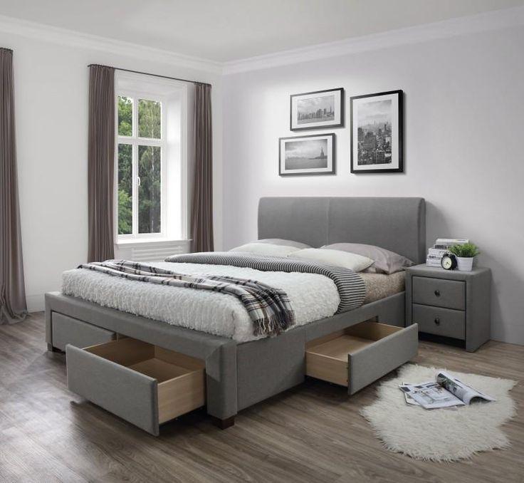 #cozy #nordic #simple #bedroom #bed #scadinavian #home #inspiration