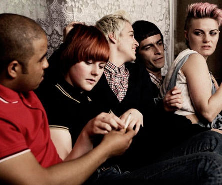 I've always loved fred Perry... some have negative Opinions about it.. but I love it! This Is England '86