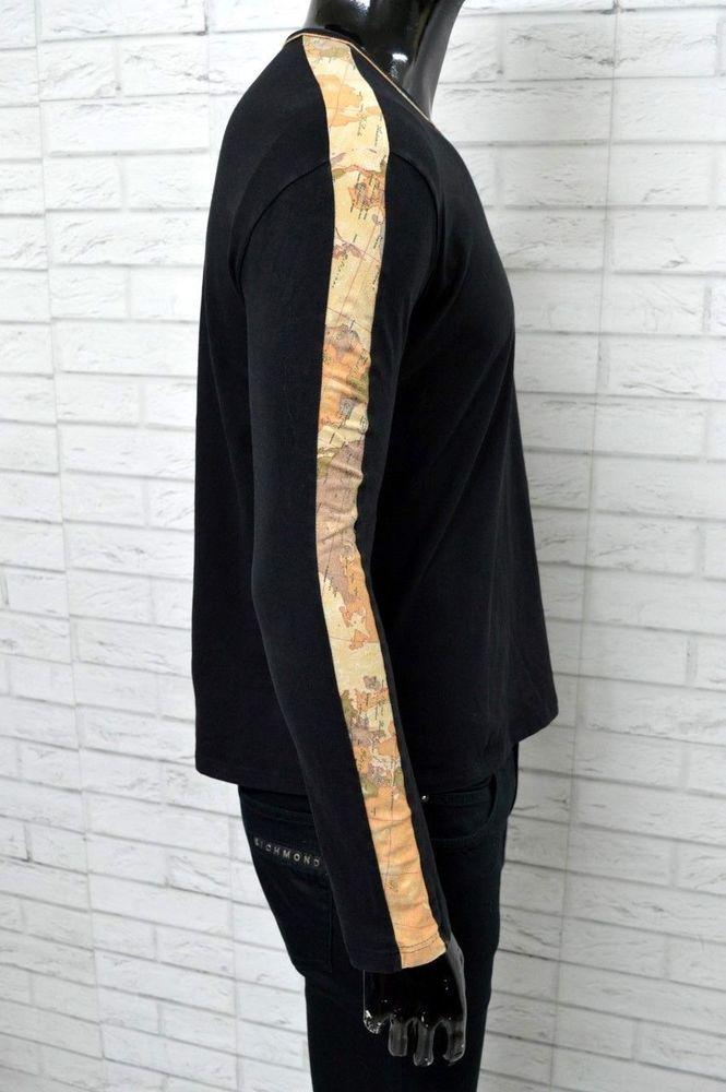 9bddb3268d24bf 1 CLASSE Maglia ALVIERO MARTINI Beachstyle Uomo Taglia XL Polo Shirt Man  Nero 3   ONLY USED BOUTIQUE   Abbigliamento, Man e Scarpe