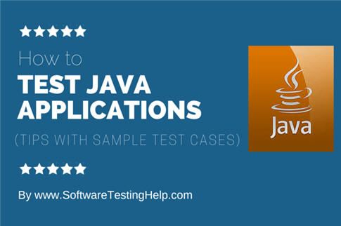 How to Test JAVA/J2EE Applications - Manual Testing of JAVA Applications with Sample Test Cases for different testing types. In this part 1 tutorial learn different J2EE components and manual testing of JAVA/J2EE applications.