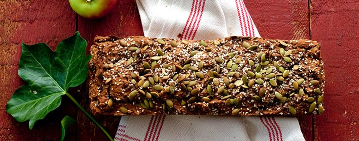 Siri Barjes glutenfria nöt- och fröbröd med fänkål och kummin