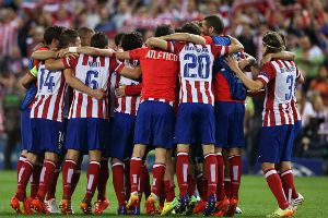 Edusport - Atletico Madrid v Granada Football Package