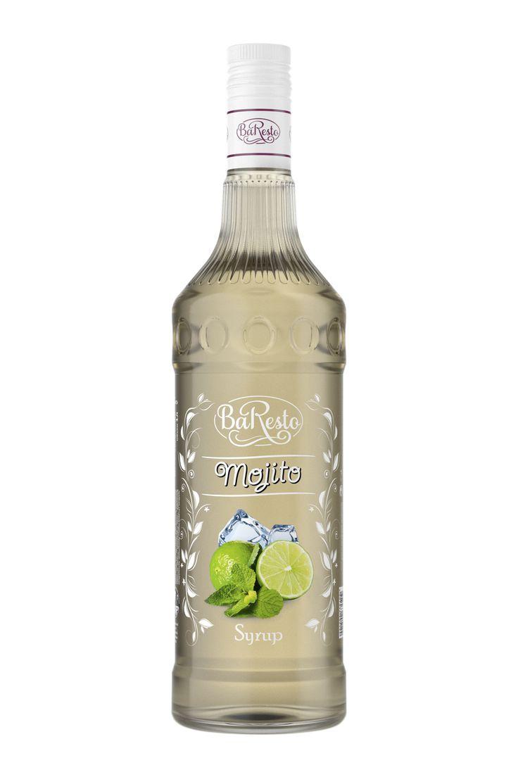 Сироп Мохито