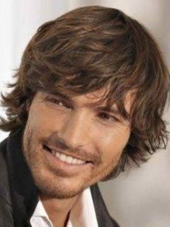 Mens Haircut Medium Length Hairstyle For Men Hairstyles
