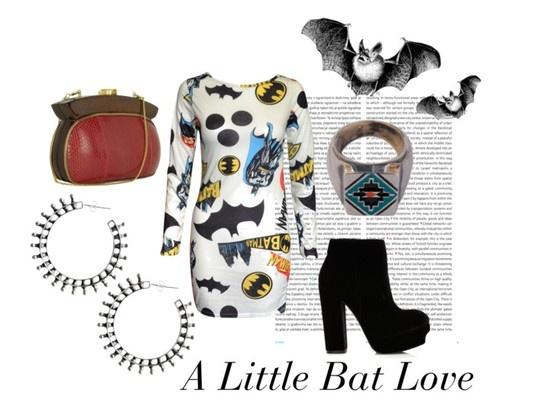 #Zoemou #outfits #dressmeup #dancingbrave #batlove #batman #fashion #ideas #nomadicsun