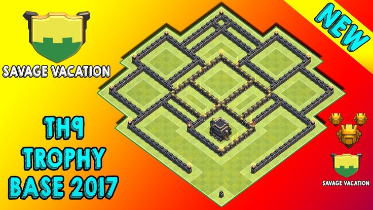 TH9 Trophy Base 2017. New Savage Vacation TH9 Trophy Pushing Titan Base. TH9 New Trophy/Defense Base 2017. Clash Of Clans Best TH9 Trophy Base. https://www.youtube.com/watch?v=NhwEKPa1Tww    How To Help My Channel?   Subscribe This Channel: https://www.youtube.com/channel/UCIl3Iho_kXesGZGqG_ITztA?sub_confirmatoin=1  Like This Video  Share This Video On Social Media  Add This Video in Watch Later List  Turn On Send me All Notifications For This Channel   Whats On This Episode?  Welcome to…