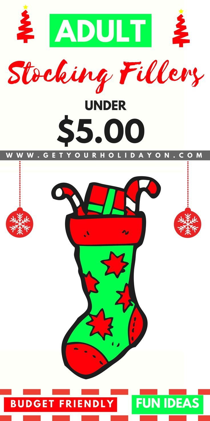 Adult Stocking Fillers   Adult Stocking Stuffers   Budget Friendly gifts   Presents   Christmas   Holiday   gifts #gift #holiday