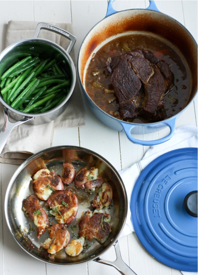 Le Creuset cookware (photo by @Julie Forrest Forrest | The Little Kitchen