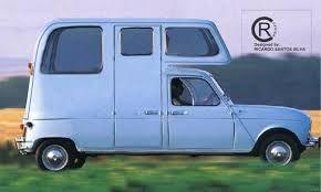 """4L camping car"""
