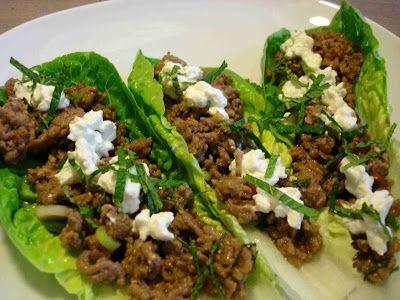 bushcooks kitchen: Schnell, schneller Henssler: Gefüllte Salatblätter...