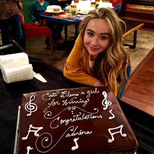 girl meets world song sabrina carpenter Disney just released the new girl meets world opening the new 'girl meets world' theme song 'takes rowan blanchard and sabrina carpenter.