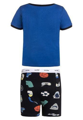 Gap pigiama bristol blue Blu  ad Euro 20.00 in #Gap #Bambini abbigliamento intimo
