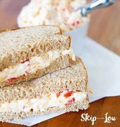 The best Pimento Che The best Pimento Cheese Spread Sandwich...  The best Pimento Che The best Pimento Cheese Spread Sandwich recipe! Classic simple and oh so good toasted too. #cheese #lunch #recipe Recipe : http://ift.tt/1hGiZgA And @ItsNutella  http://ift.tt/2v8iUYW