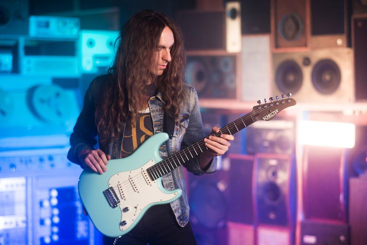Nick Johnston will show his skills at Musikmesse Guitar Camp in Hall 9.0