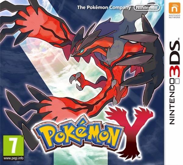 juego 3ds pokemon y