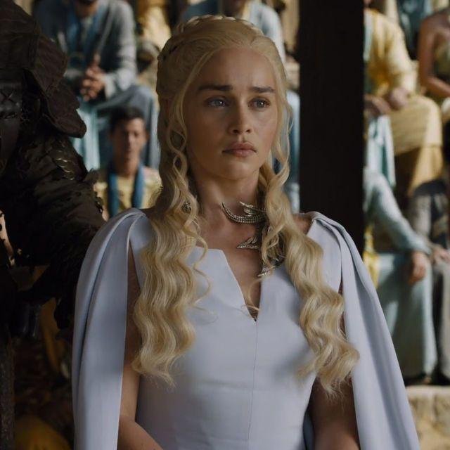 daenerys targaryen blue white - photo #17
